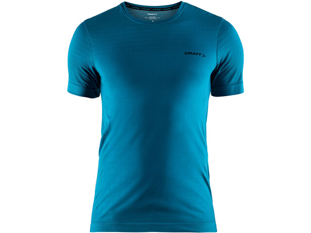 Craft M's Cool Comfort RN SS Shirt Bosc